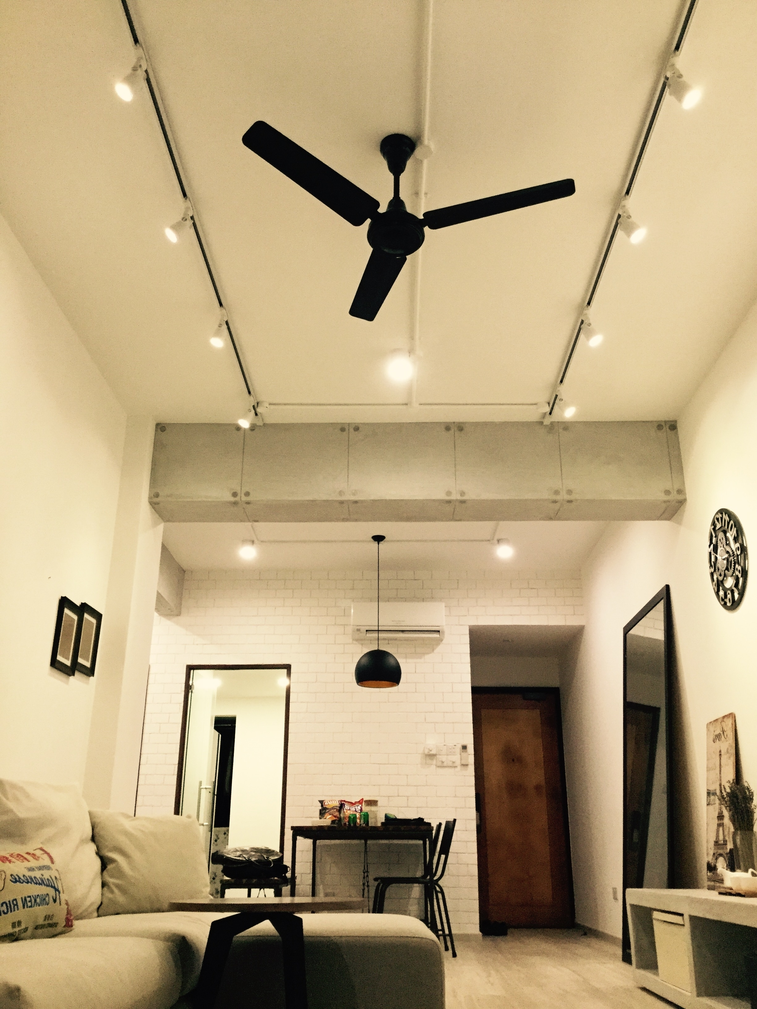Well Known Ceiling Track Lighting Unique Outdoor Ceiling Fan With Light Ceiling For Outdoor Ceiling Fans With Pull Chain (View 18 of 20)