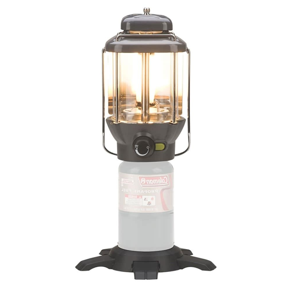 Well Known Coleman Signature Outdoor Gear Propane Lantern – Coleman 2000026389 Within Outdoor Propane Lanterns (View 6 of 20)