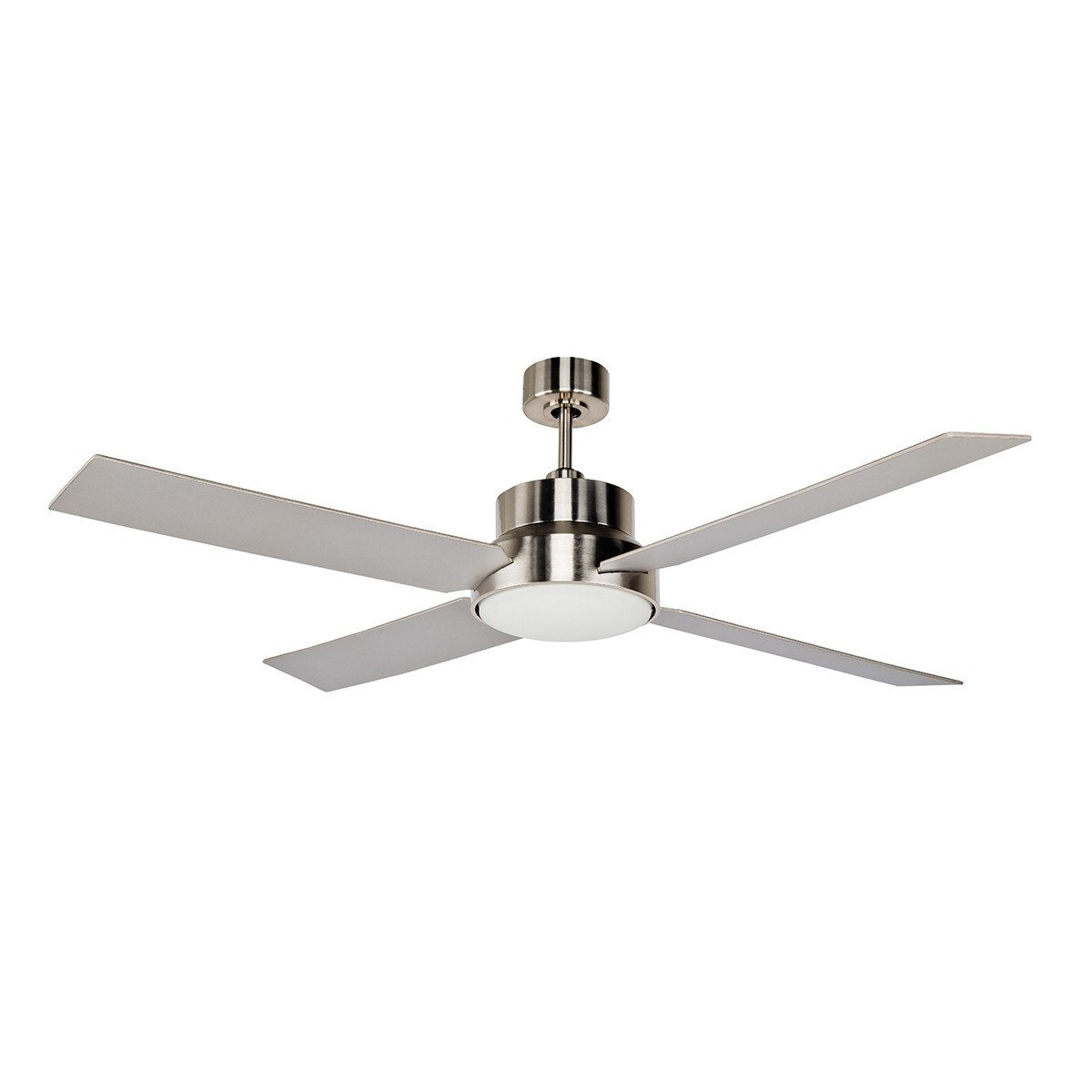 Well Known Dialogue Outdoor Ceiling Fan :: Stori Modern Inside Nickel Outdoor Ceiling Fans (View 18 of 20)