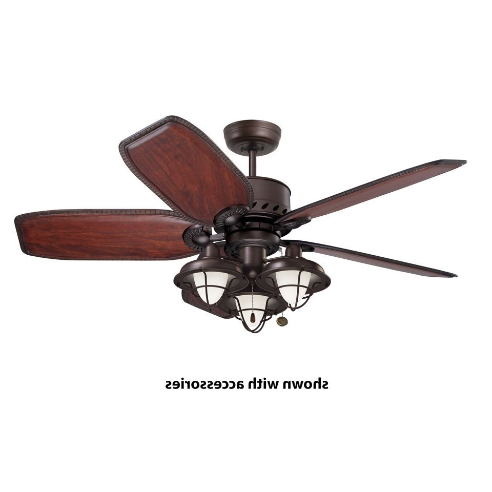 Well Known Emerson Ceiling Fan Light Kit 2018 Bathroom Ceiling Lights Led Regarding Vintage Look Outdoor Ceiling Fans (View 8 of 20)