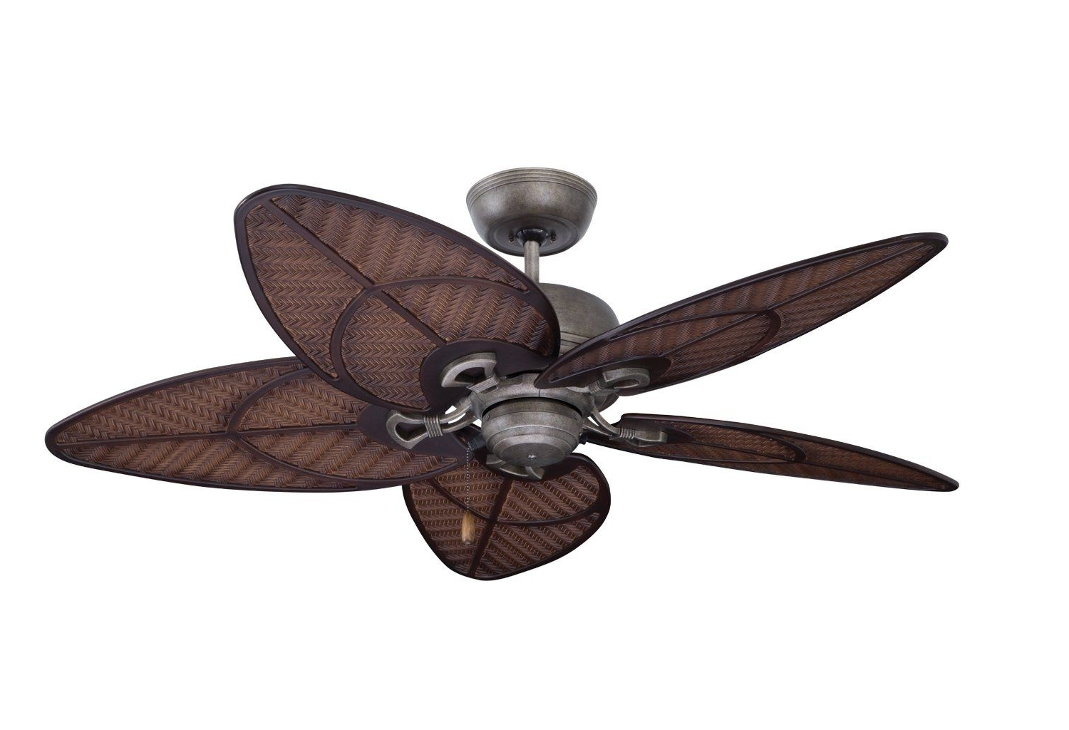 Well Known Emerson Ceiling Fans Cf621vs Batalie Breeze 52 Inch Indoor Outdoor Intended For Vintage Outdoor Ceiling Fans (View 3 of 20)