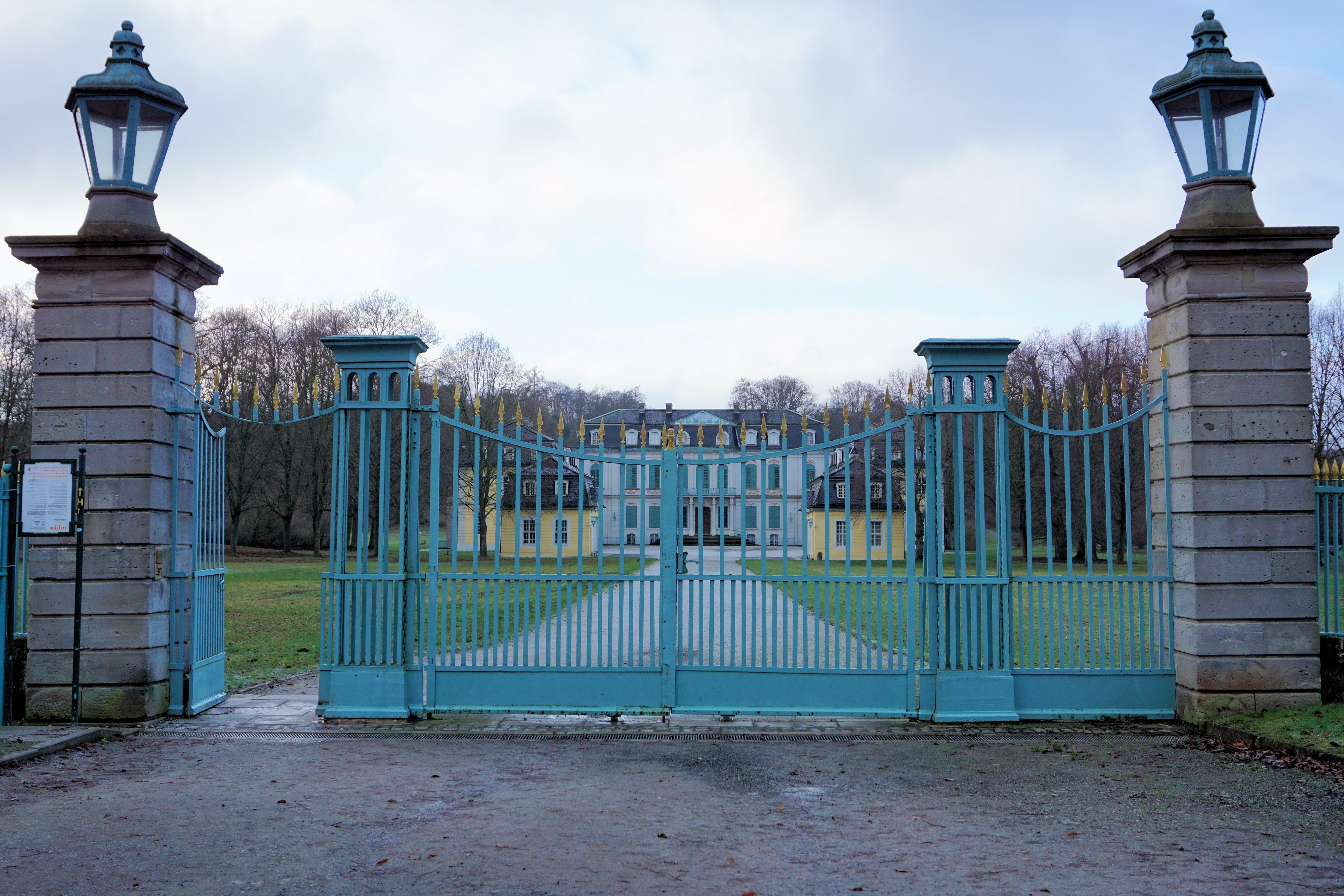 Well Known Free Images : Fence, Architecture, Villa, Building, Home, Castle With Outdoor Memorial Lanterns (View 18 of 20)