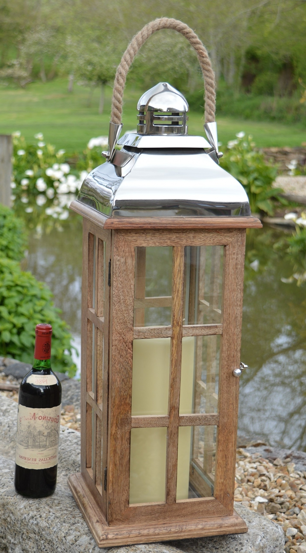 Well Known Large Outdoor Decorative Lanterns With Decorations: Indoor Decorative Lanterns Best Of Large Outdoor Candle (View 18 of 20)