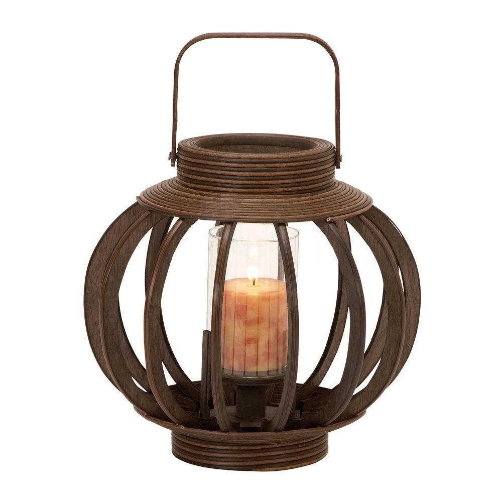 Well Known Outdoor Bamboo Lanterns For Cove Bamboo Lantern (View 17 of 20)