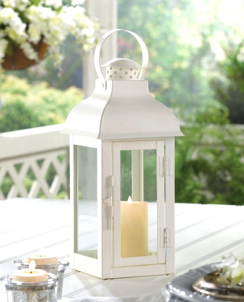Well Known Outdoor Big Lanterns Inside Candles ~ Oversized Candle Lanterns Revere Small Lantern Candles (View 18 of 20)