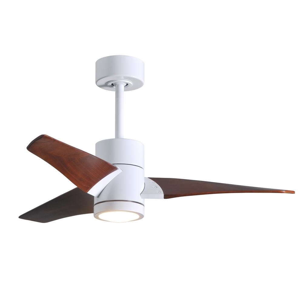 Well Known Outdoor Ceiling Fans Under $200 Within Indoor/outdoor – Coastal – Ceiling Fans – Lighting – The Home Depot (View 19 of 20)
