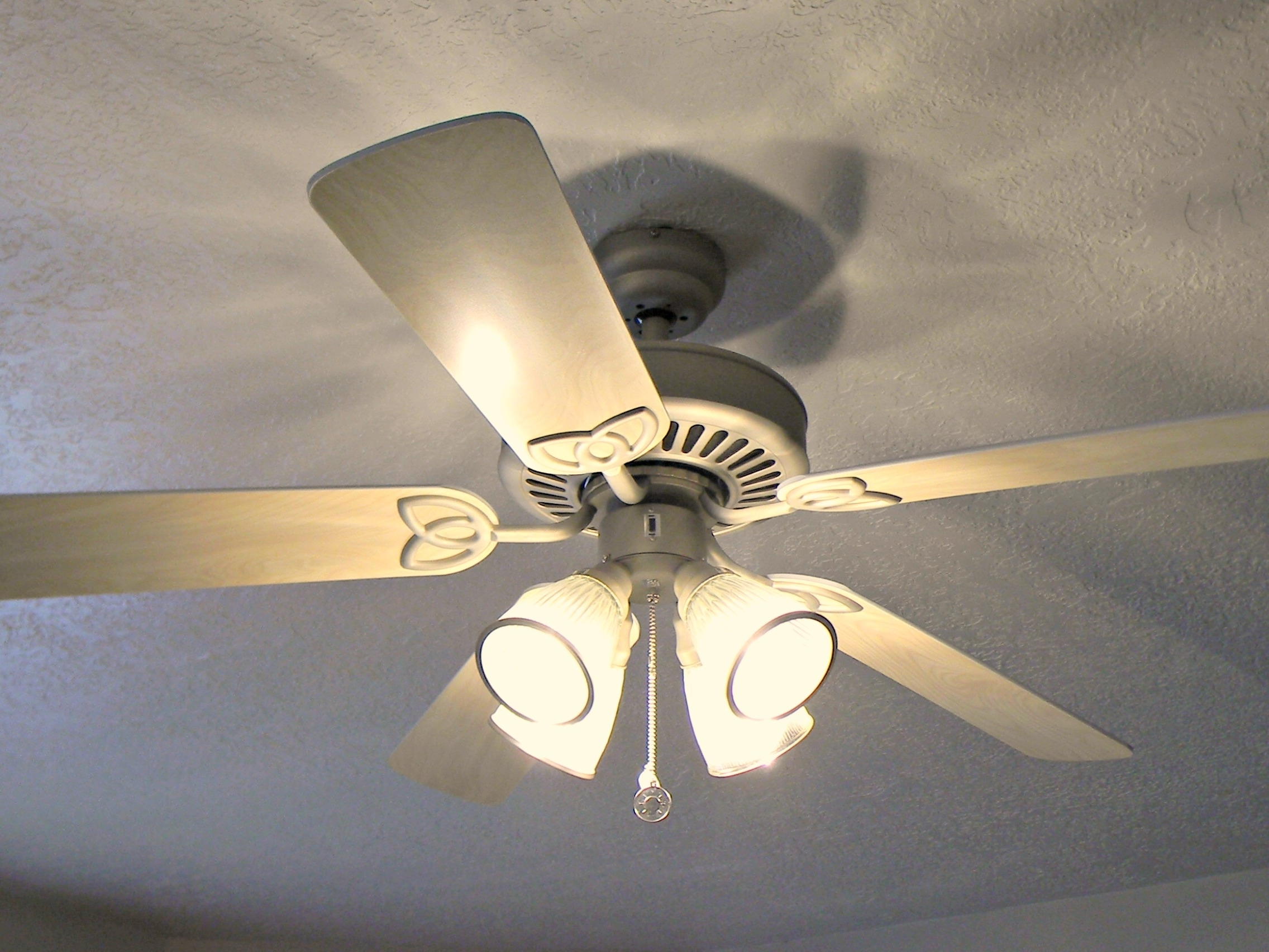 Well Known Outdoor Ceiling Fans With Light Globes With Regard To Best Contemporary Ceiling Fan With Light — All Contemporary Design (View 18 of 20)