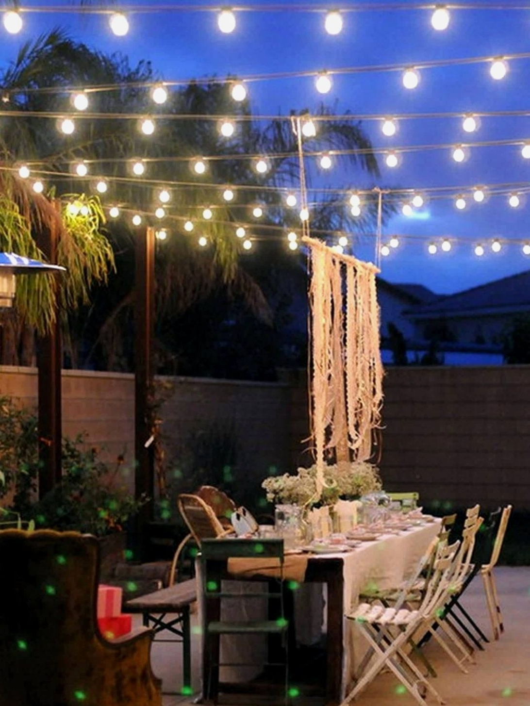 Well Known Outdoor Lanterns At Target Throughout Hilarious Outdoor Patio String Lighting Ideas Globe Lights Hanging (View 9 of 20)