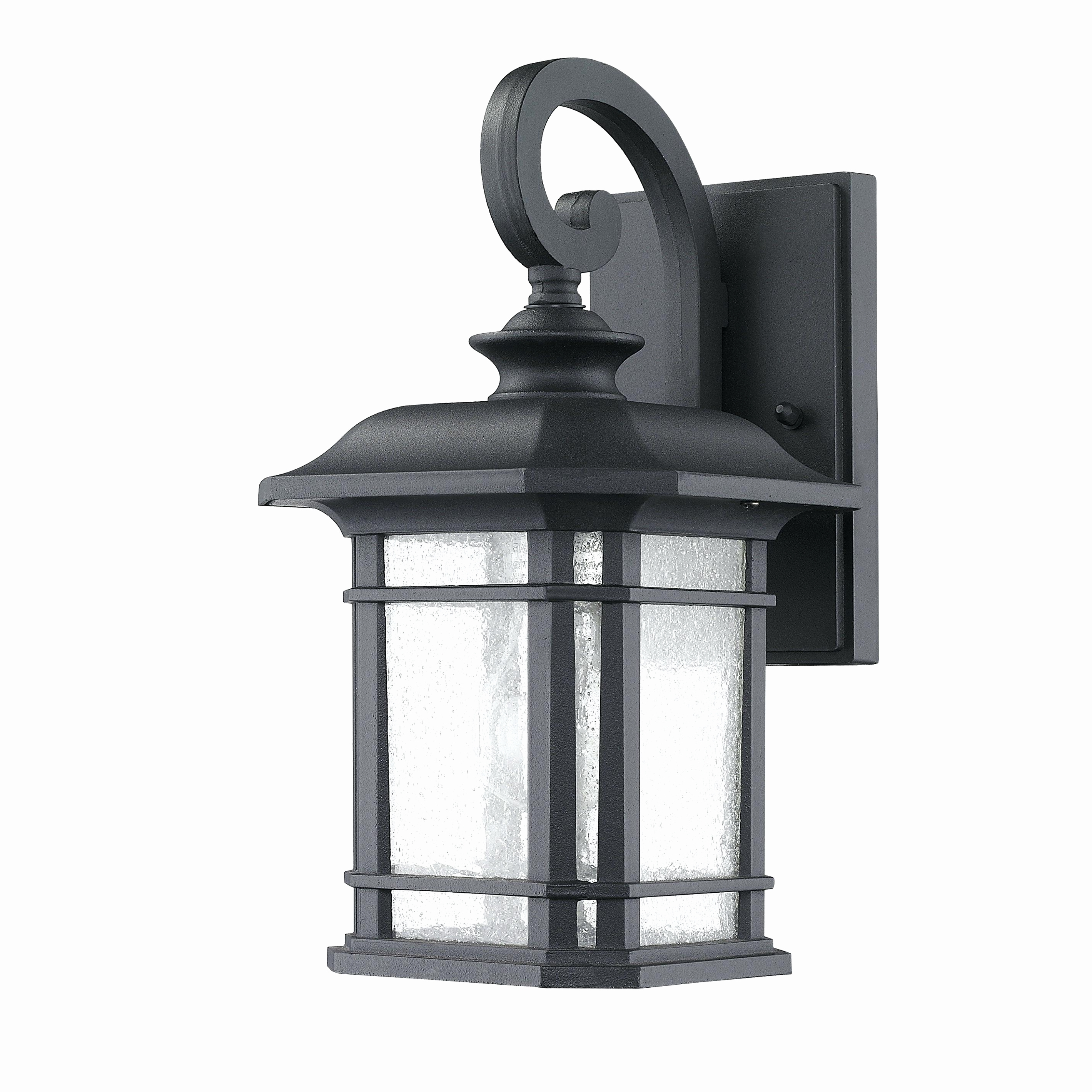 Well Known Outdoor Lanterns For Garage Pertaining To Motion Sensor Post Light Elegant Outdoor Garage Outdoor Lanterns (View 19 of 20)