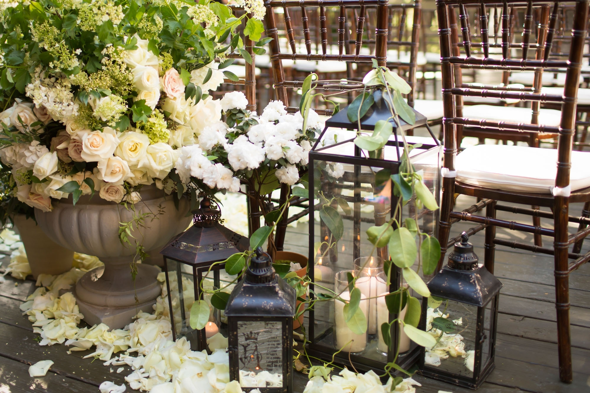 Well Known Outdoor Lanterns For Wedding Within Wedding Ideas: Decorating With Lanterns – Inside Weddings (View 18 of 20)