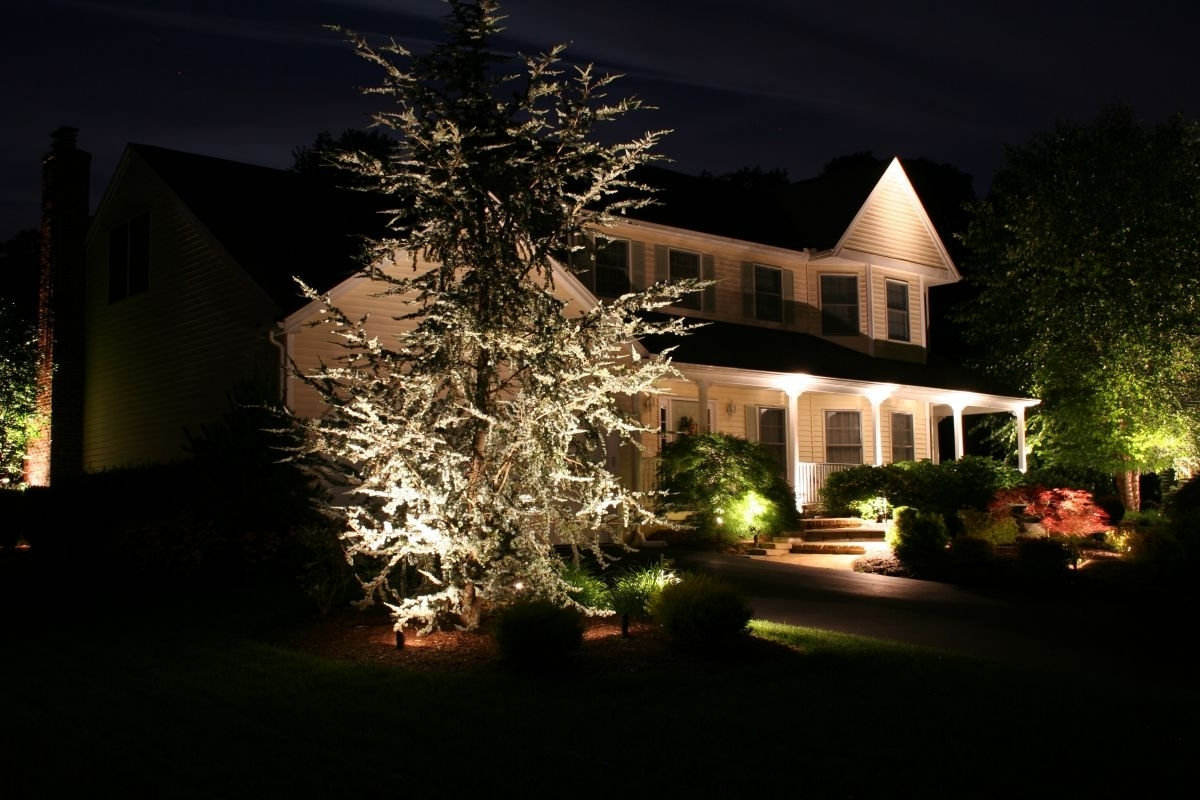 Well Known Outdoor Lighting – Outdoors Unlimited Regarding Outdoor Yard Lanterns (View 18 of 20)