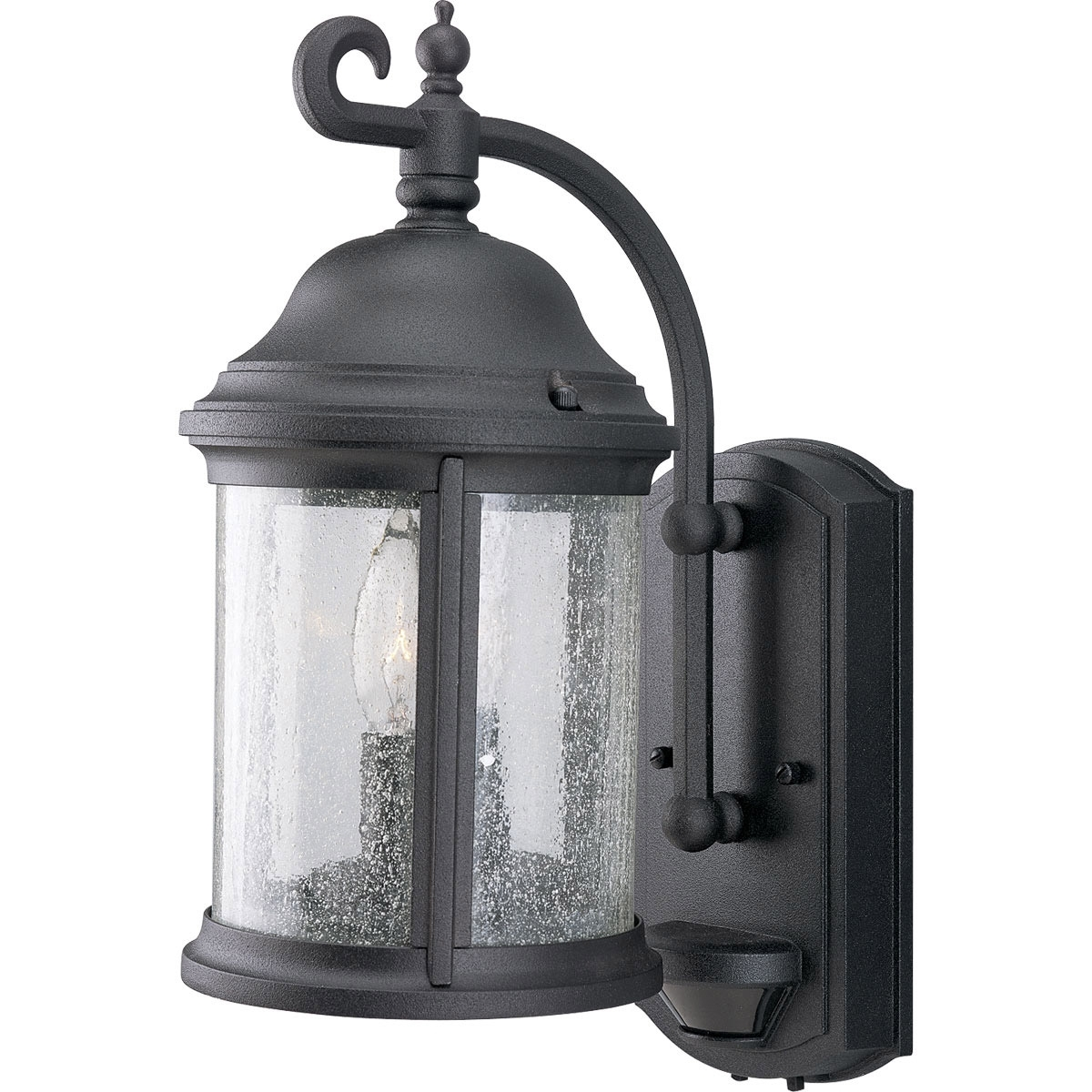 Well Known Progress Lighting P5854 31 Motion Sensor Energy Efficient Outdoor Inside Outdoor Motion Lanterns (View 6 of 20)