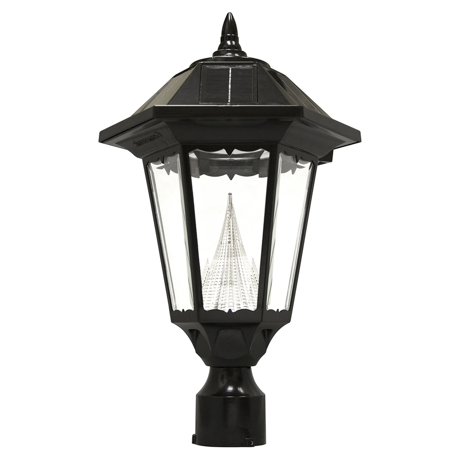 Well Known Shop Post Lighting At Lowes With Outdoor Post Lanterns (View 5 of 20)