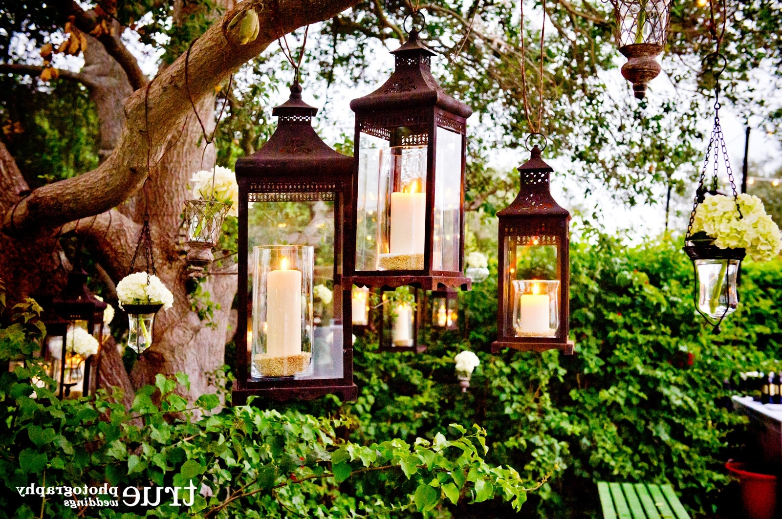 Well Known Tree Lights Outdoor Wedding – Outdoor Lighting Ideas With Regard To Outdoor Lanterns For Wedding (View 12 of 20)