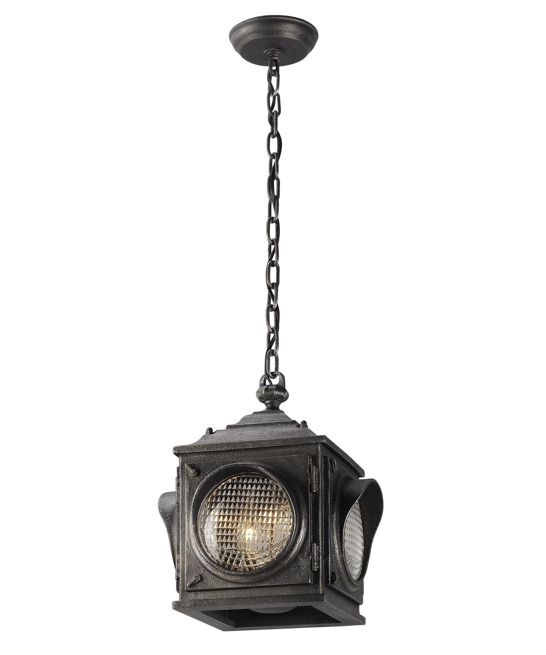 Well Known Troy Lighting F4507 Main Street 11 Inch Wide 2 Light Outdoor Hanging Throughout Led Outdoor Hanging Lanterns (View 19 of 20)