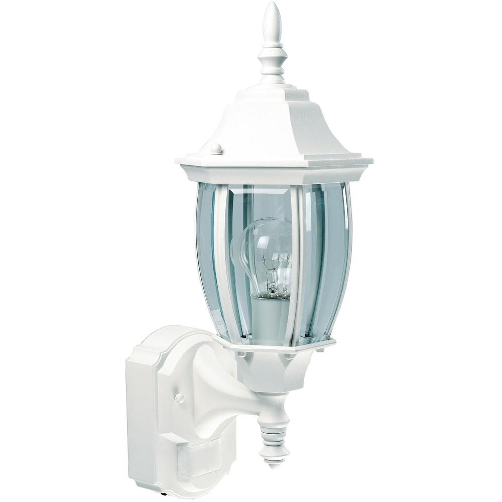 Well Known White – Outdoor Wall Mounted Lighting – Outdoor Lighting – The Home Within Gold Coast Outdoor Lanterns (View 19 of 20)
