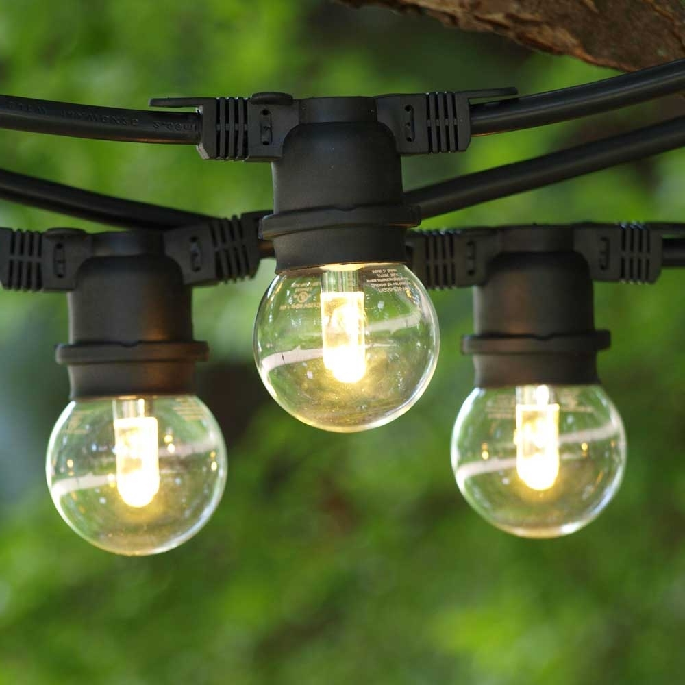 Well Known Why Buy Commercial Grade String Lights? (View 17 of 20)