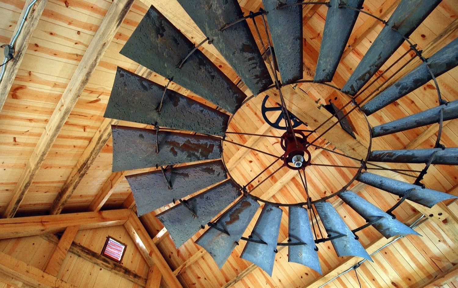 Well Known Windmill Ceiling Fan With Light Lovely Windmill Ceiling Fans … (View 6 of 20)