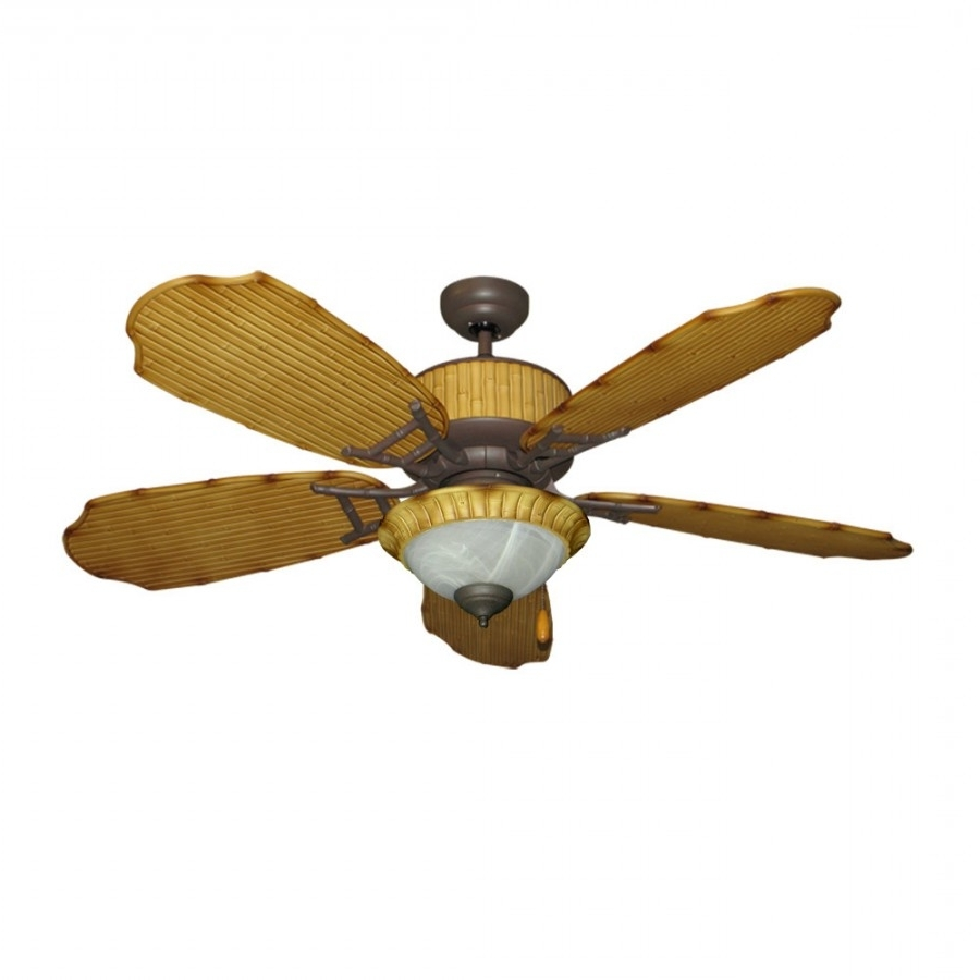 Well Liked Gulf Coast Fans, Cabana Breeze, Outdoor Ceiling Fan Intended For Outdoor Ceiling Fans With Bamboo Blades (View 9 of 20)