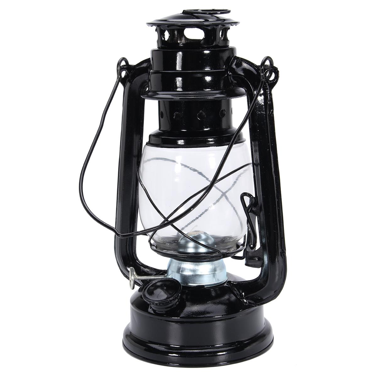 Well Liked Ipree® Retro Oil Lantern Outdoor Garden Camp Kerosene Paraffin For Outdoor Kerosene Lanterns (View 9 of 20)