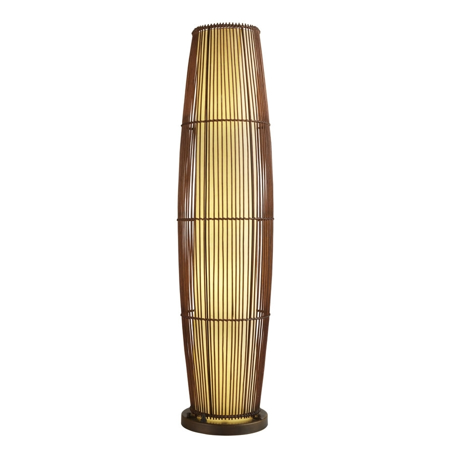 Well Liked Outdoor Bamboo Lanterns Pertaining To Bamboo Floor New: Outdoor Bamboo Floor Lamp (View 15 of 20)
