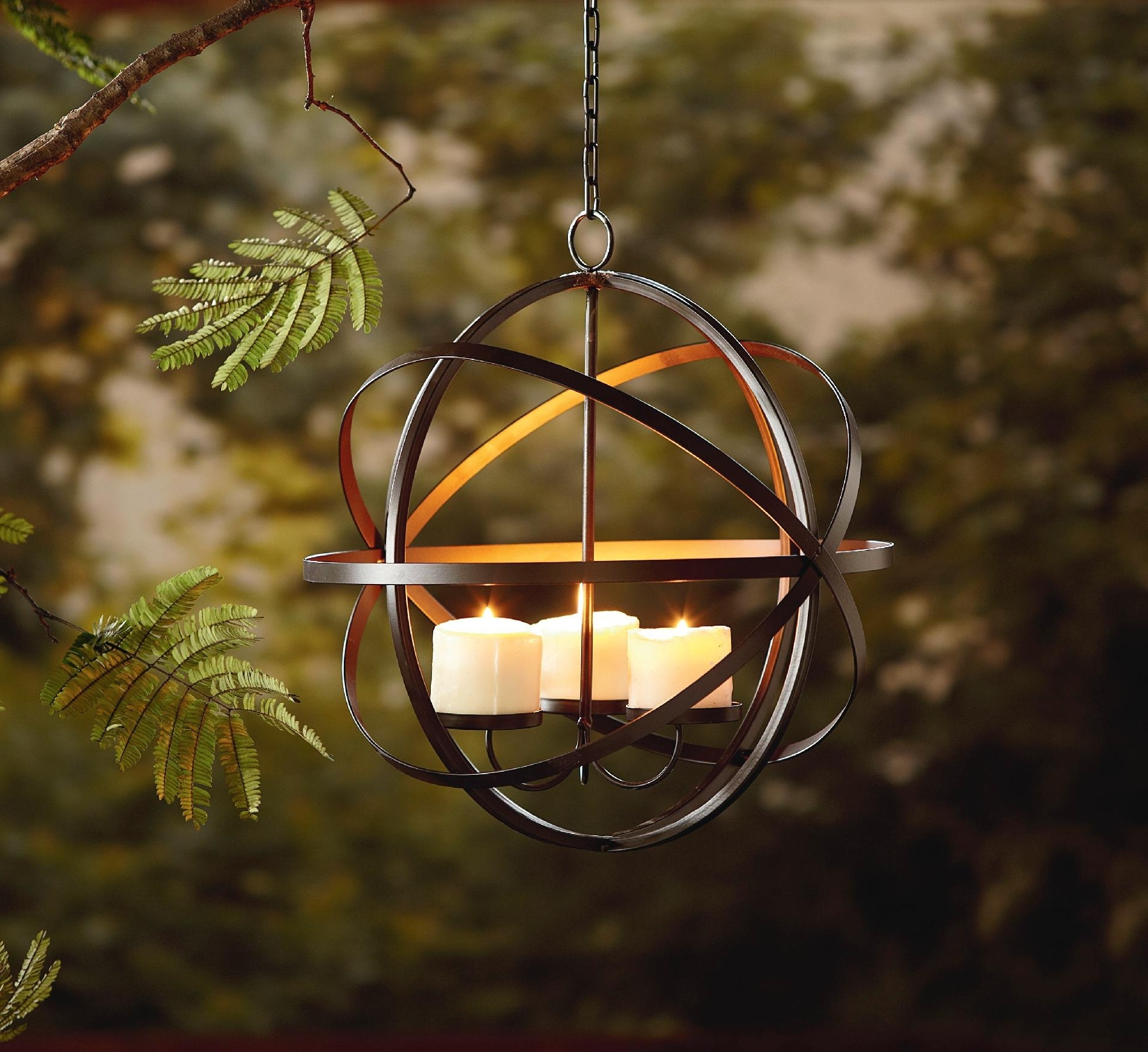 Well Liked Outdoor Bamboo Lanterns Pertaining To Outdoor Electric Candle Lighting Bamboo Lanterns For A Pool Party (View 20 of 20)