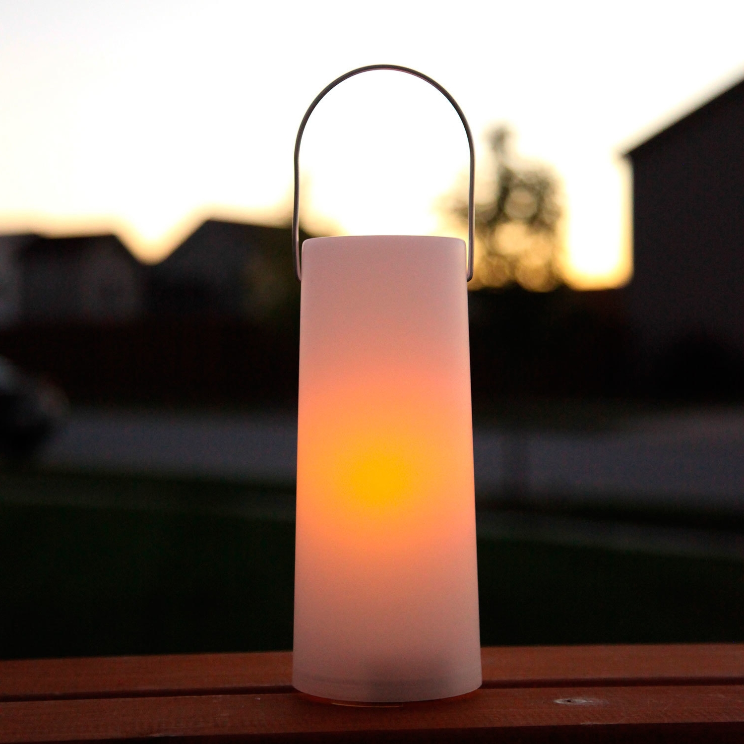 Well Liked Outdoor Candle Lantern Lights Led Battery Operated Lanterns With Pertaining To Outdoor Orange Lanterns (View 20 of 20)