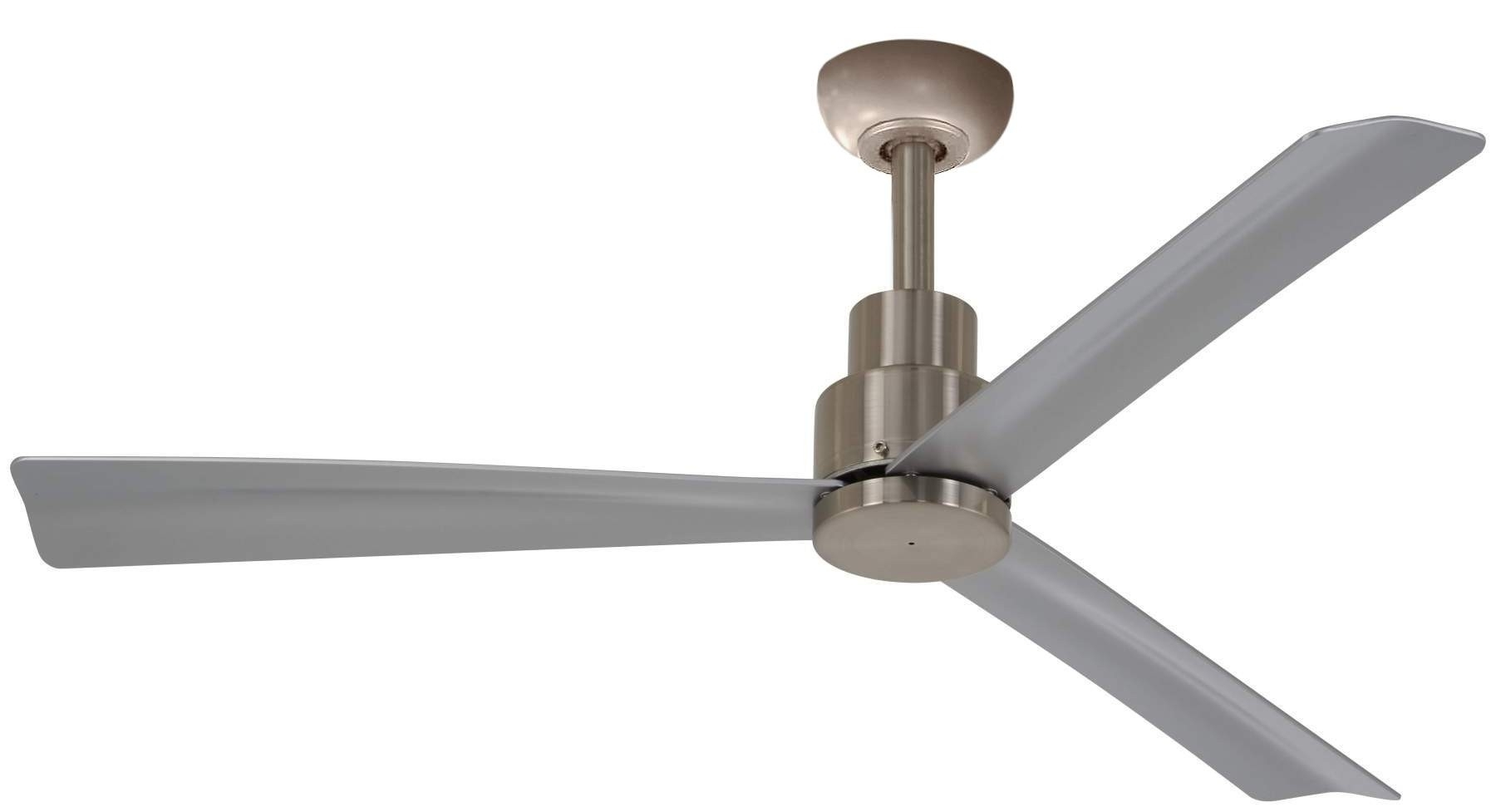 """Well Liked Outdoor Ceiling Fans For Canopy Within 52"""" Simple (View 17 of 20)"""