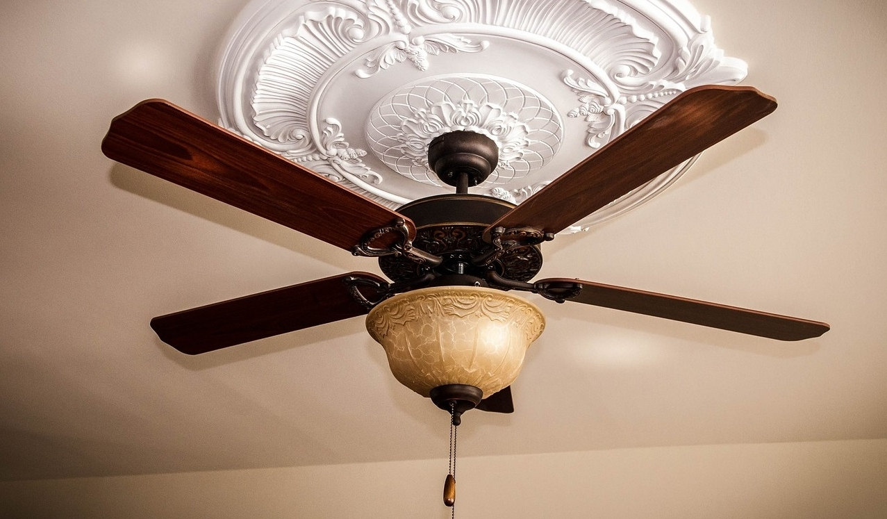 Well Liked Outdoor Ceiling Fans Under $50 Throughout Top 10 Best Ceiling Fans Of 2018 – Reviews (View 13 of 20)