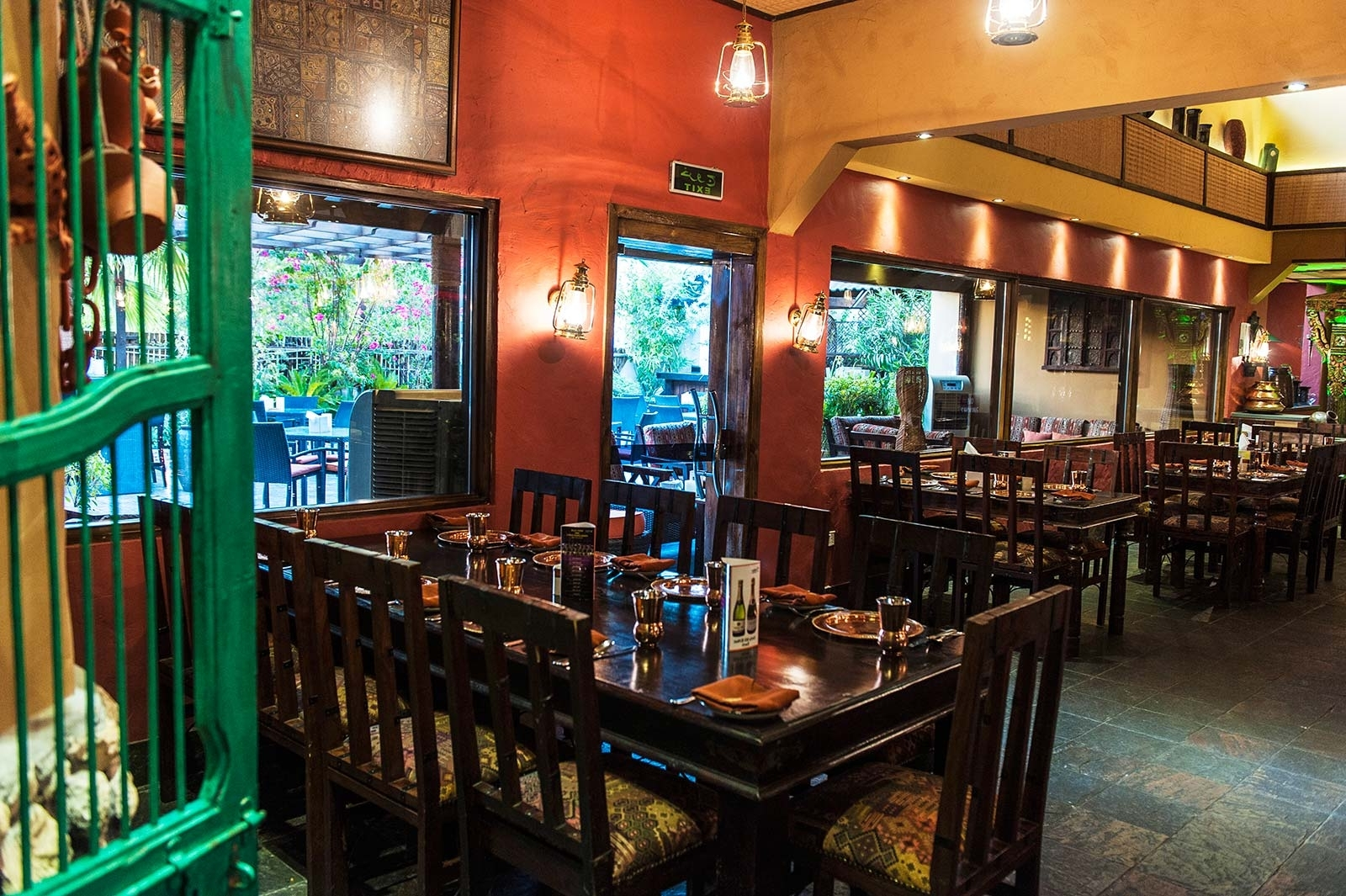 Well Liked Outdoor Dining Lanterns With Lanterns Lounge & Restaurant (View 7 of 20)