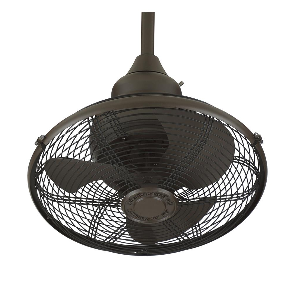 Well Liked Portable Outdoor Ceiling Fans In Of110Ob – Fanimation Of110Ob Extraordinaire: Oil Rubbed Bronze (View 20 of 20)