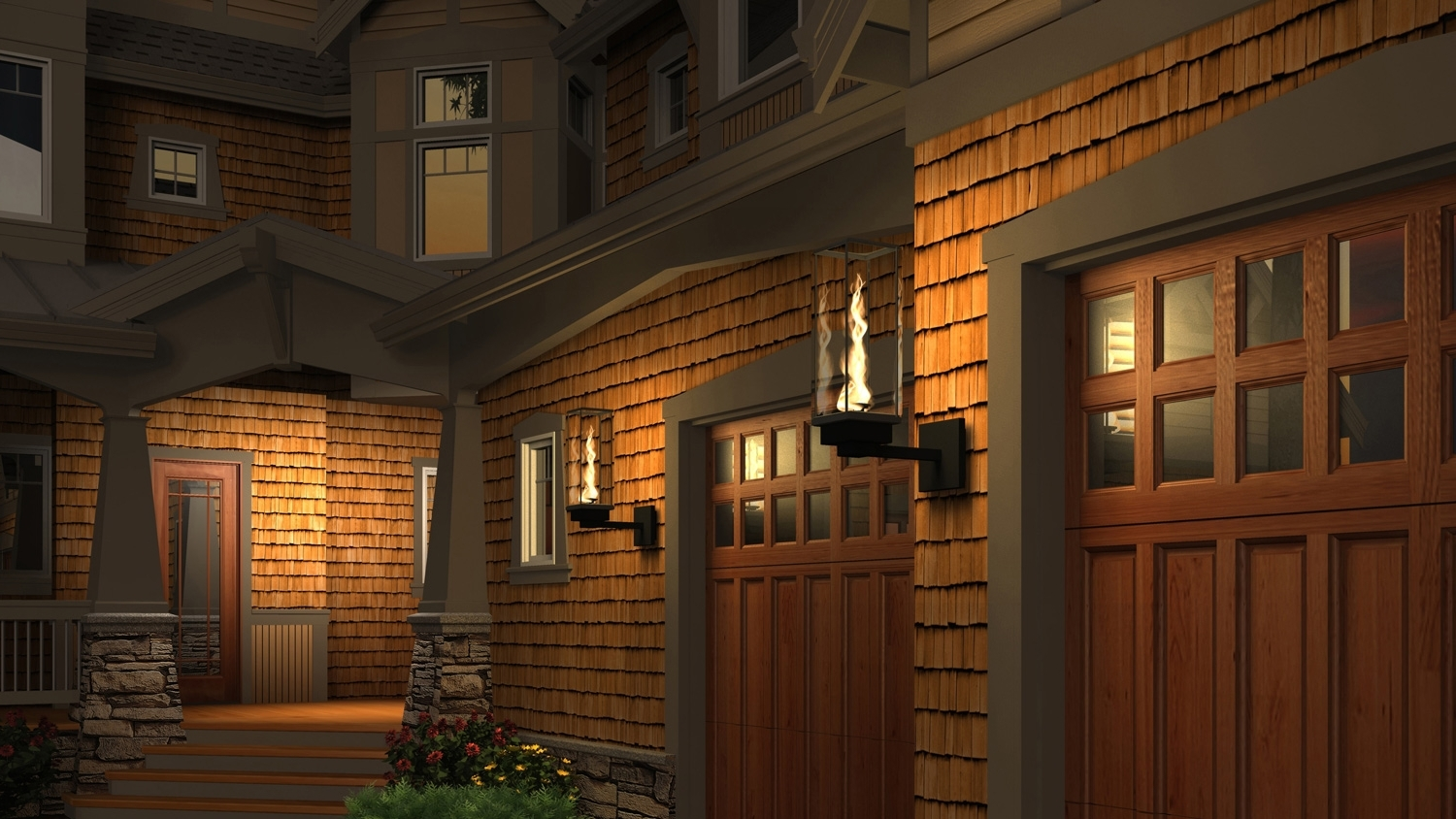 Well Liked Tempest Torch – Outdoor Gas Lamps And Lighting Regarding Outdoor Garage Lanterns (View 20 of 20)