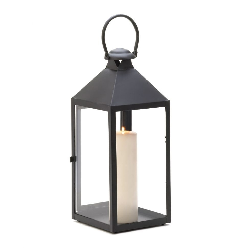 Featured Photo of Outdoor Lanterns At Bunnings