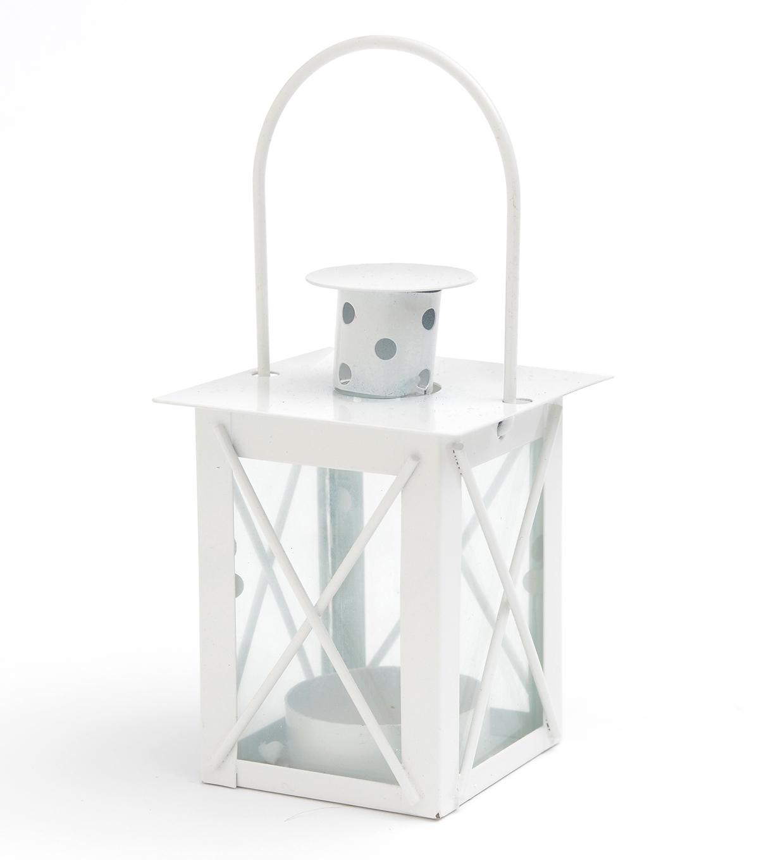 White Lantern Favor (View 8 of 20)