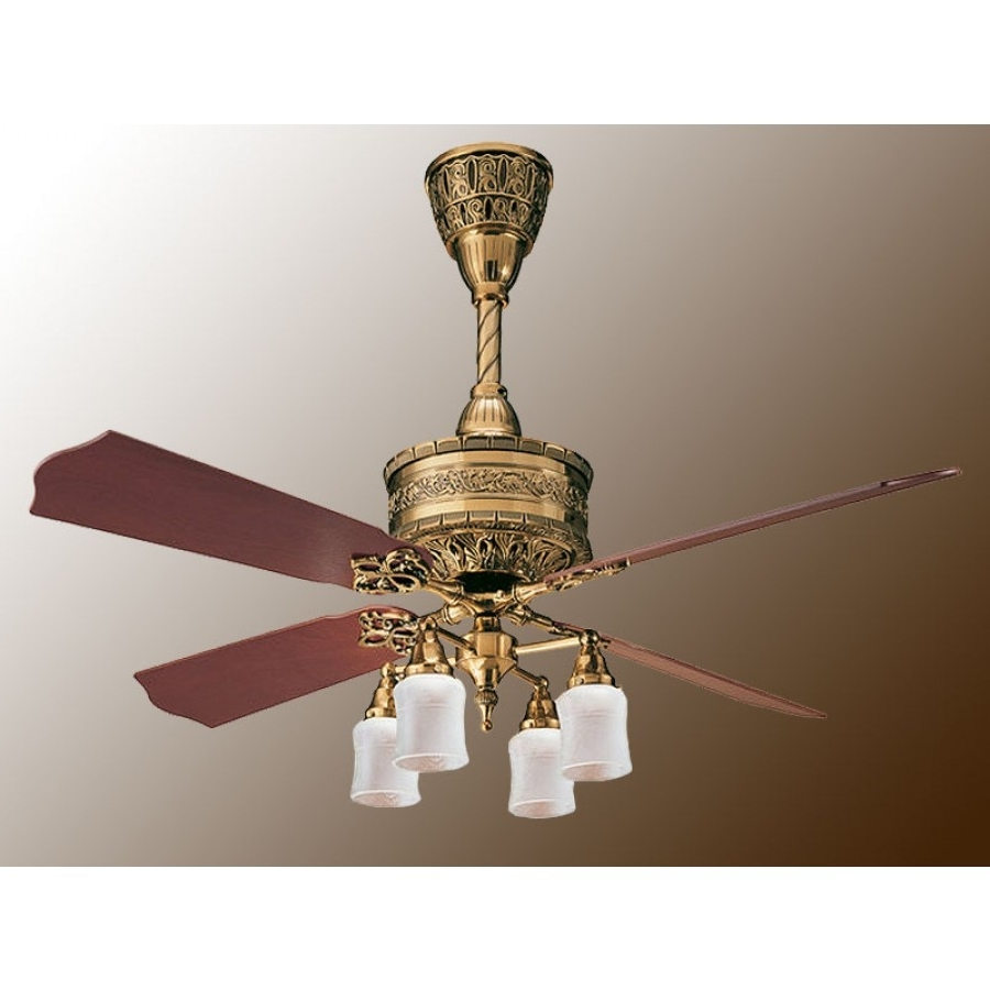 Widely Used Casablanca 19th Century, Victorian Ceiling Fan With Regard To Victorian Style Outdoor Ceiling Fans (View 10 of 20)