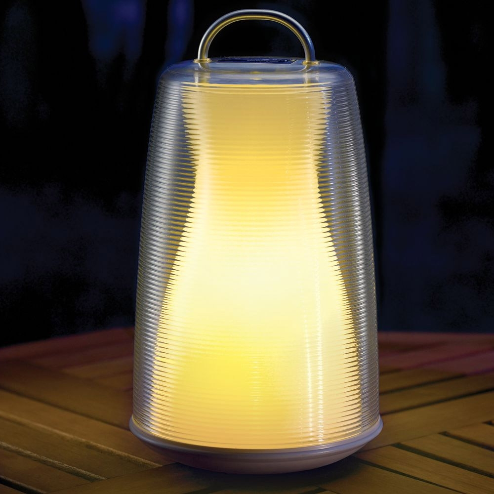 Widely Used Cordless Patio Lantern – The Green Head Pertaining To Outdoor Rechargeable Lanterns (View 3 of 20)