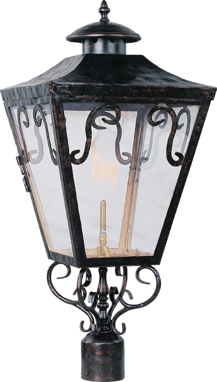 Widely Used Cordoba Outdoor Post Gas Lantern – Outdoor Pole/post Mount – Maxim Regarding Outdoor Pole Lanterns (View 20 of 20)