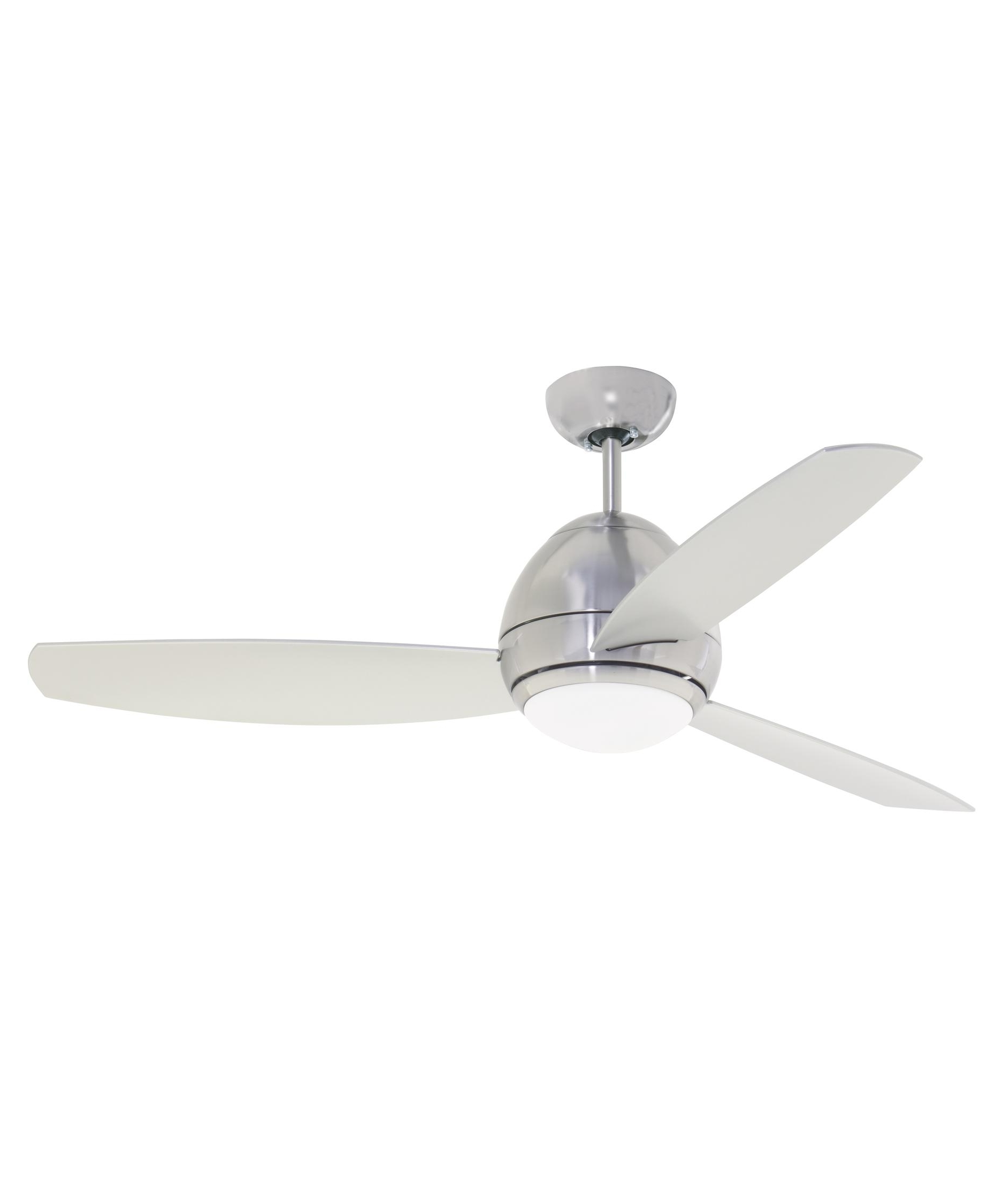 Widely Used Emerson Outdoor Ceiling Fans With Lights With Emerson Cf252 Curva 52 Inch 3 Blade Ceiling Fan (View 9 of 20)