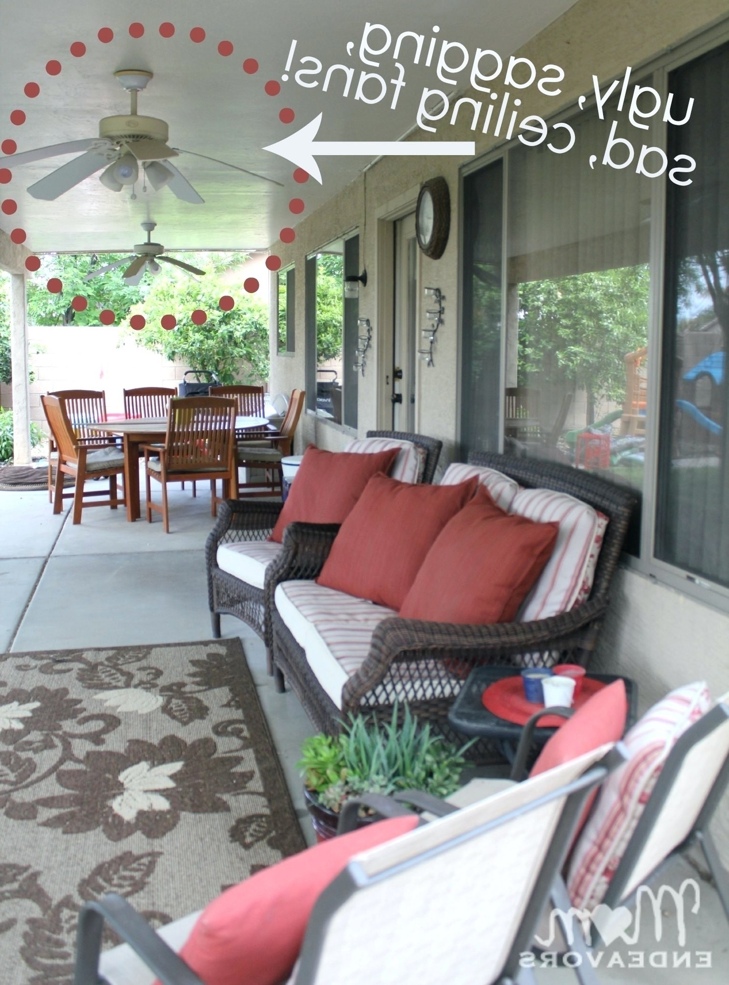 Widely Used Outdoor Ceiling Fans For Porch Throughout Outdoor Standing Fans Patio Unique The Perfect Cool Best Outdoor (View 19 of 20)