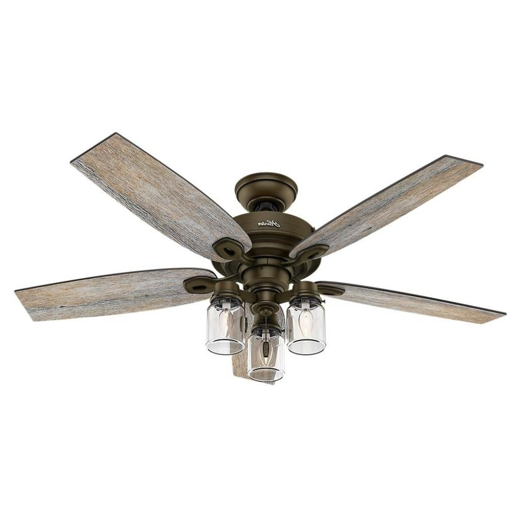 Widely Used Outdoor Ceiling Fans Light Kit Included (View 11 of 20)