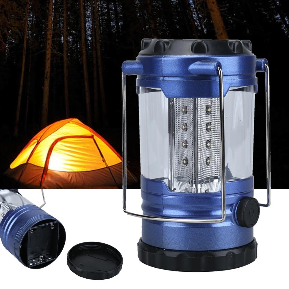 Widely Used Outdoor Rechargeable Lanterns Within Portable 12Led 50,000H Outdoor Hanging Camping Lantern Camping (View 19 of 20)