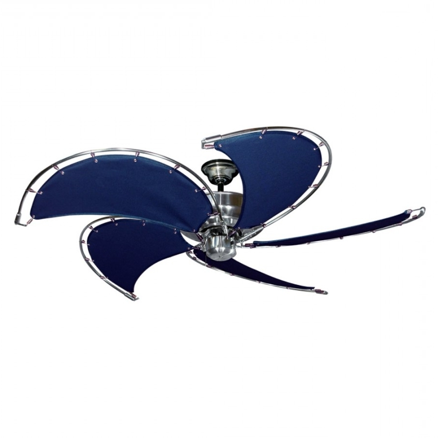Widely Used Raindance Ceiling Fan With Sail Cloth Blades Throughout Nautical Outdoor Ceiling Fans (View 20 of 20)