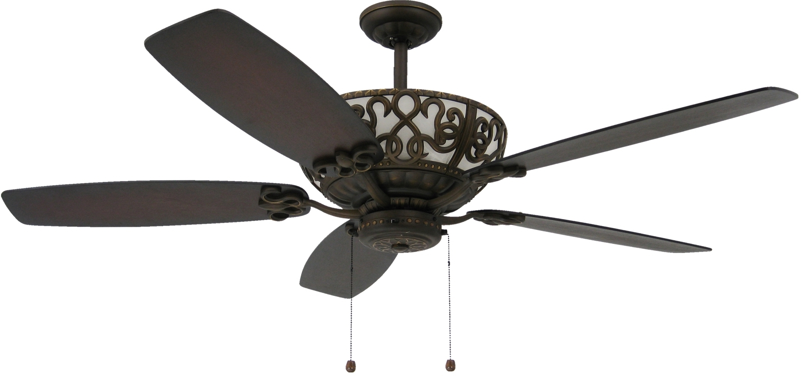 Widely Used Victorian Style Outdoor Ceiling Fans Pertaining To Great Antique Style Ceiling Fan More Than Elegant (View 2 of 20)