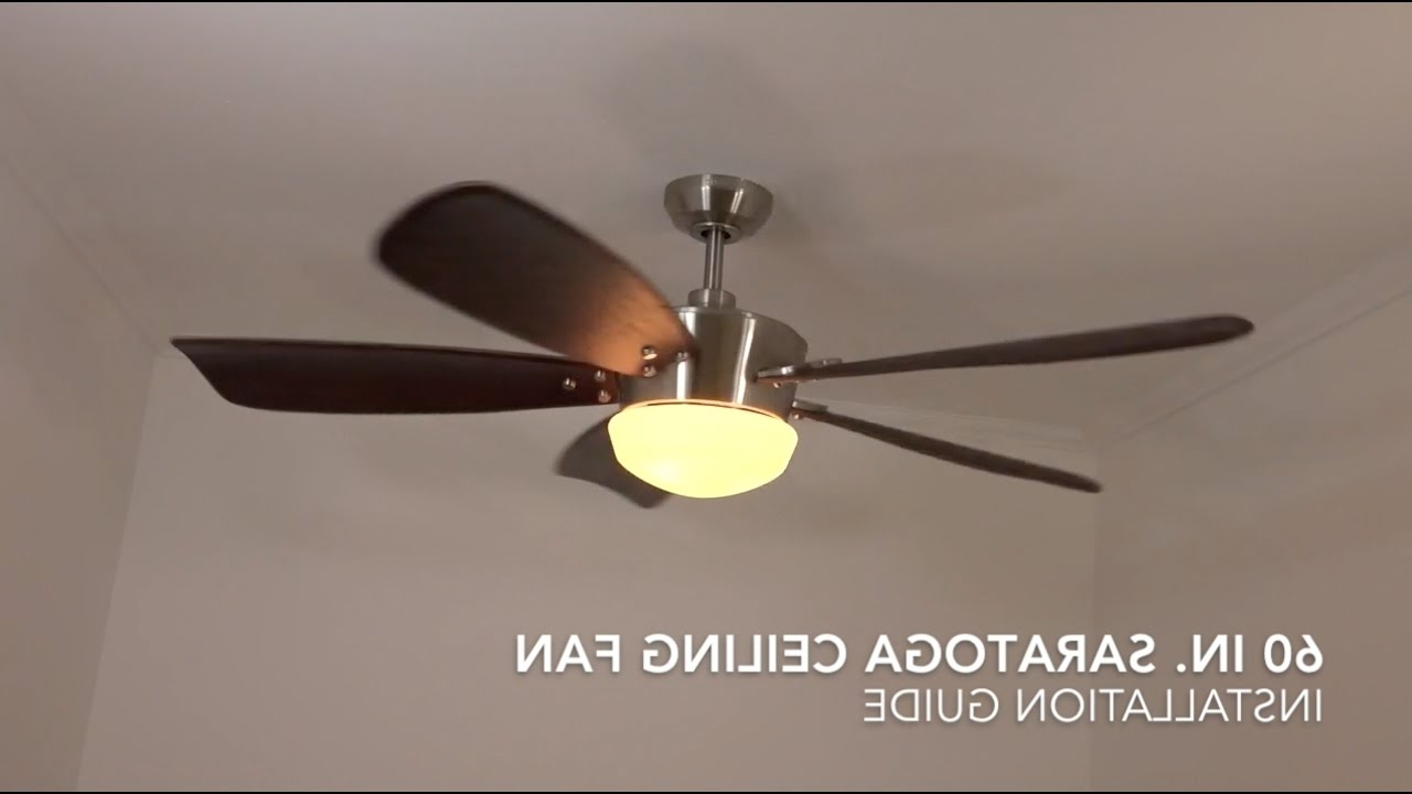 Wiring A Ceiling Fan Harbor Breeze Saratoga – Automotive Wiring In Latest Harbor Breeze Outdoor Ceiling Fans With Lights (View 20 of 20)