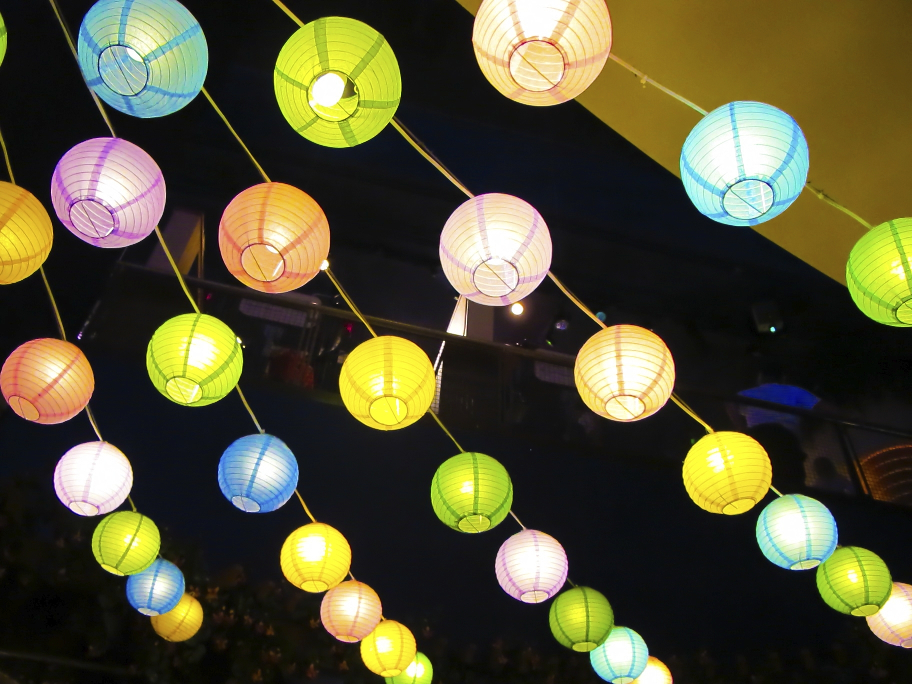 With Regard To Outdoor Paper Lanterns (View 17 of 20)