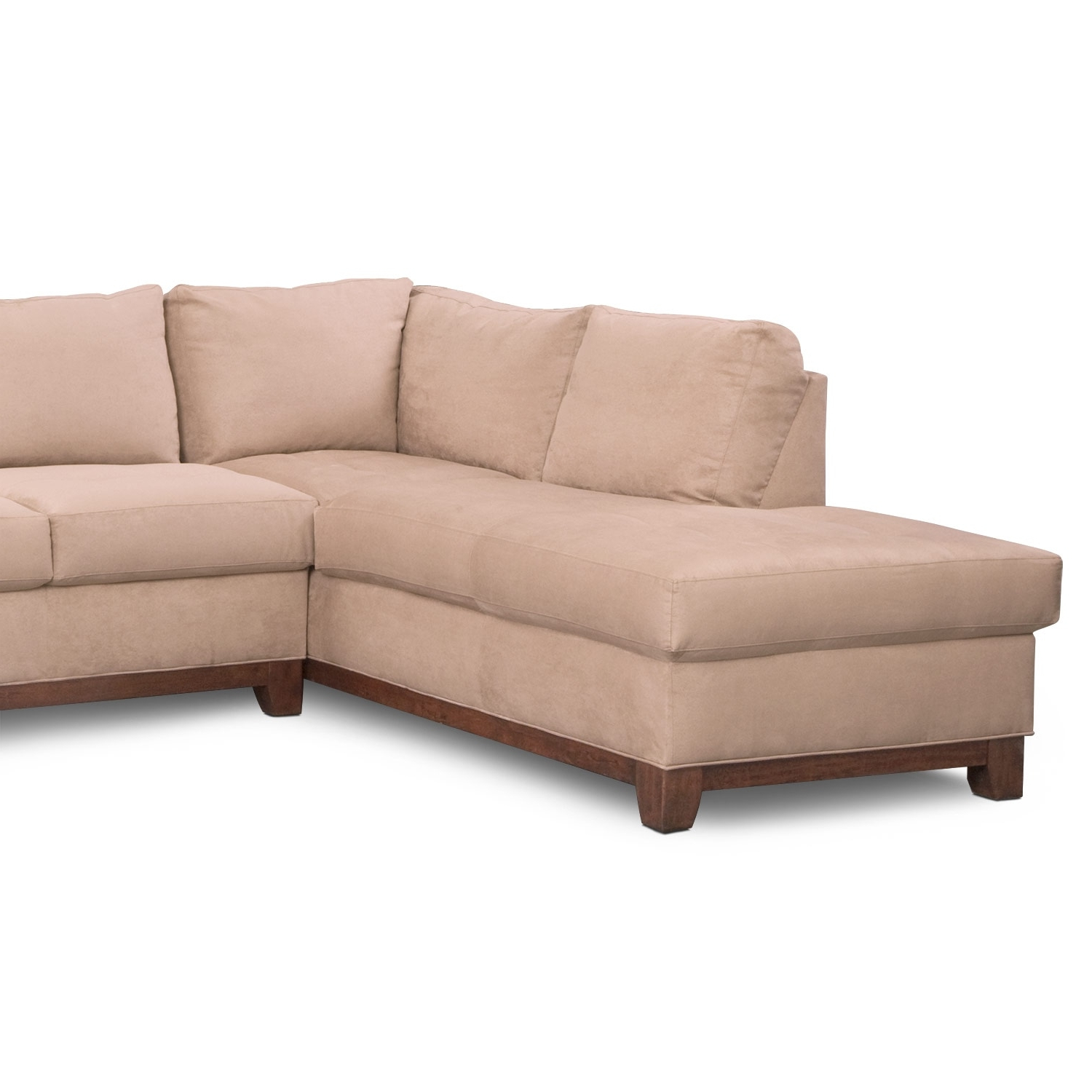 2018 Arrowmask 2 Piece Sectionals With Sleeper & Left Facing Chaise For Soho 2 Piece Sectional With Chaise (Gallery 12 of 20)