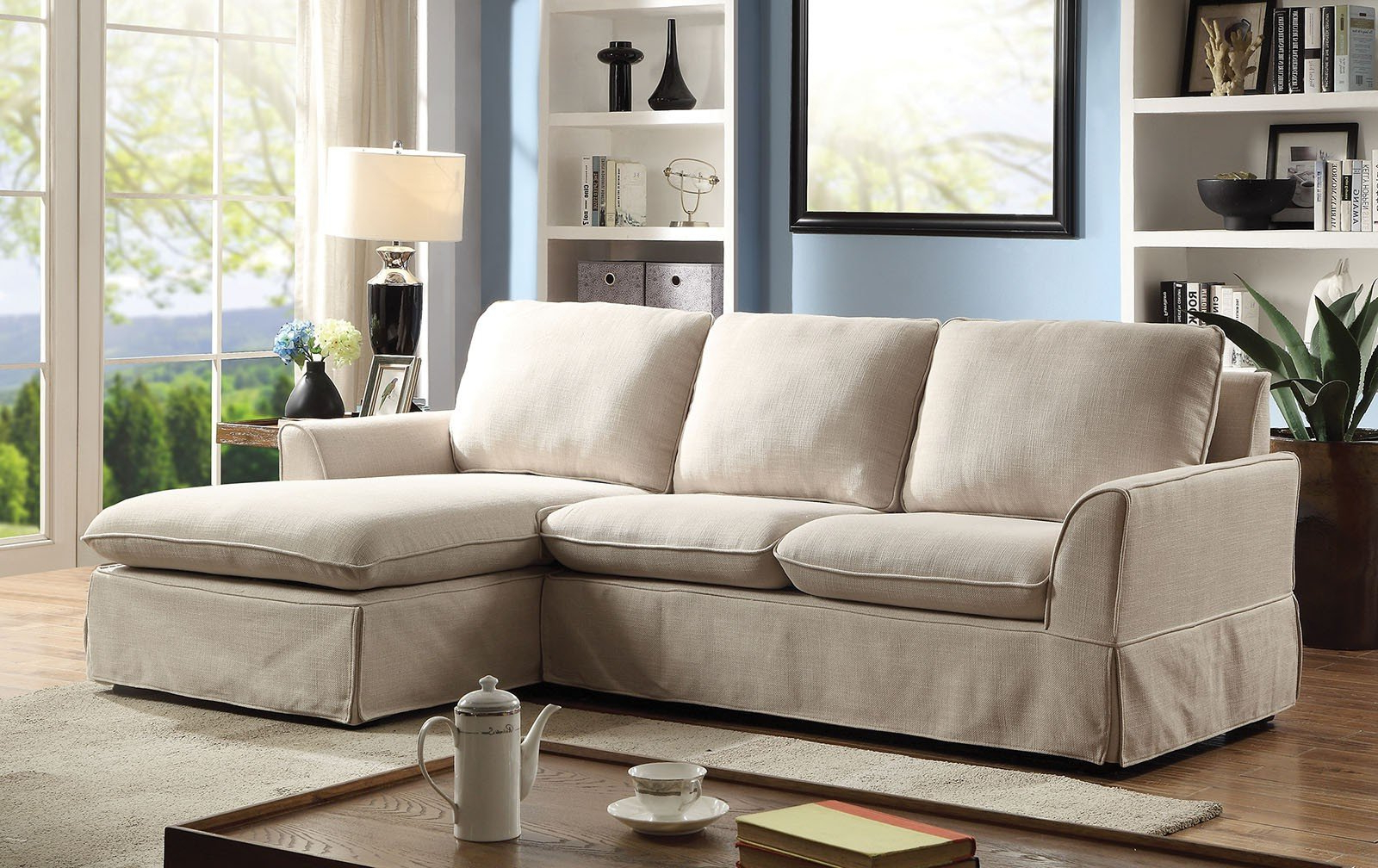 2018 Harper Down 3 Piece Sectionals In Rosecliff Heights Harper Sectional (View 1 of 20)