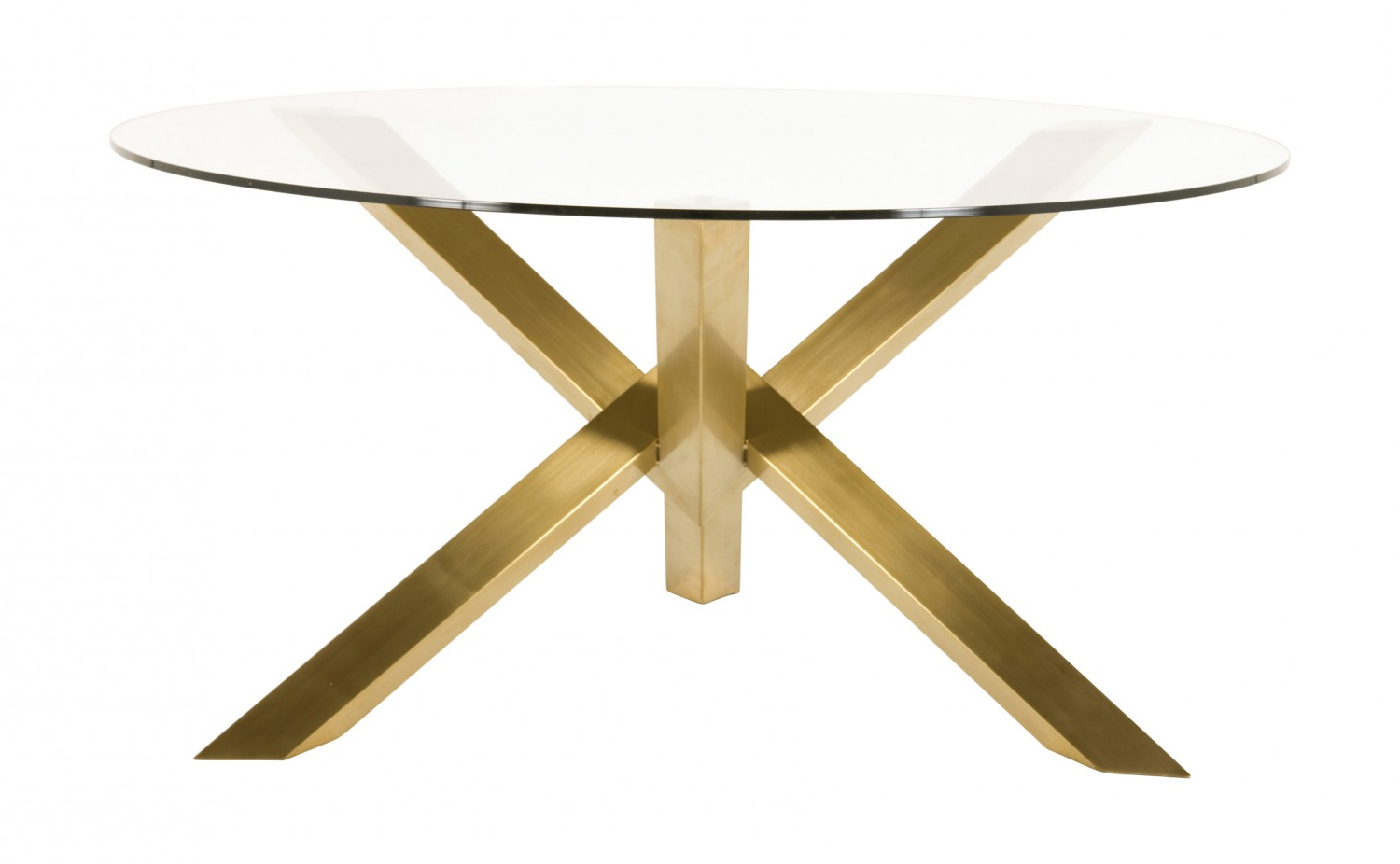 2018 Intertwine Triangle Marble Coffee Tables With Lansing Dining Table (Gallery 5 of 20)