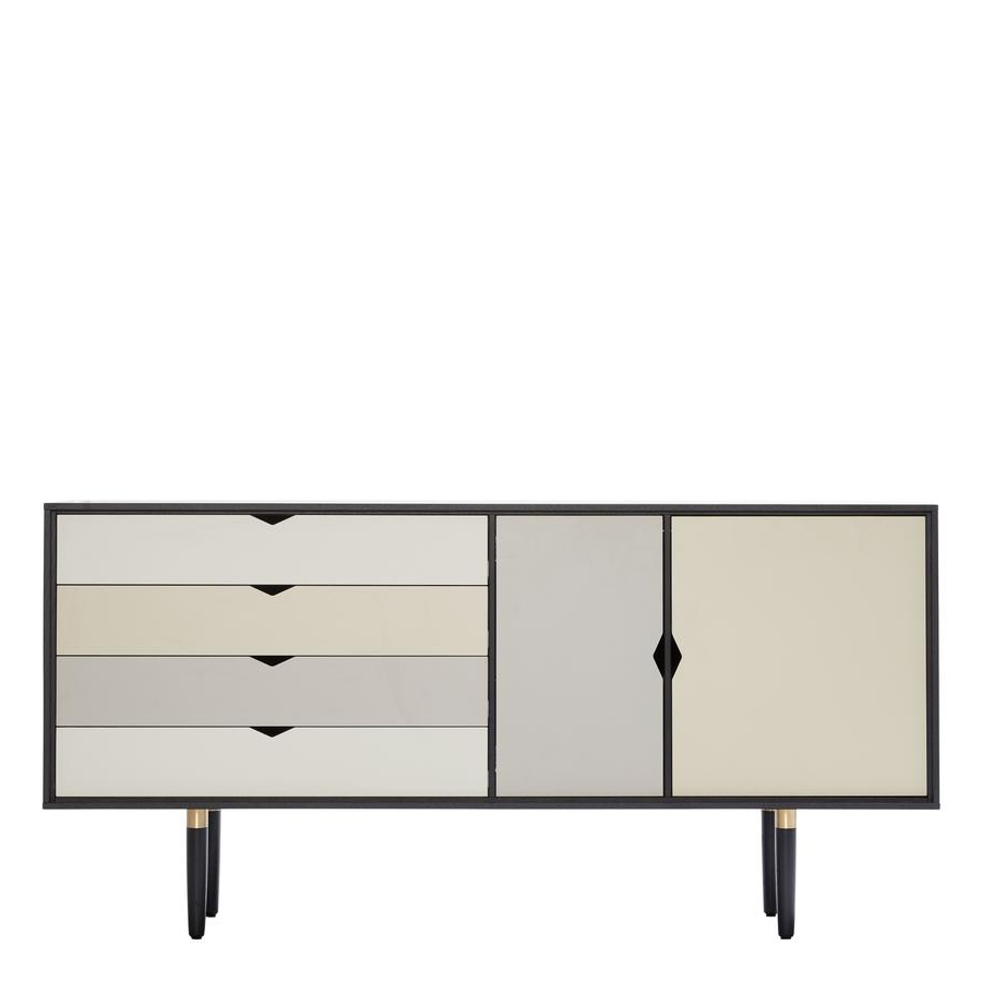 2019 Girard 4 Door Sideboards Inside Andersen S6 Sideboardbykato – Designer Furnituresmow (View 15 of 20)