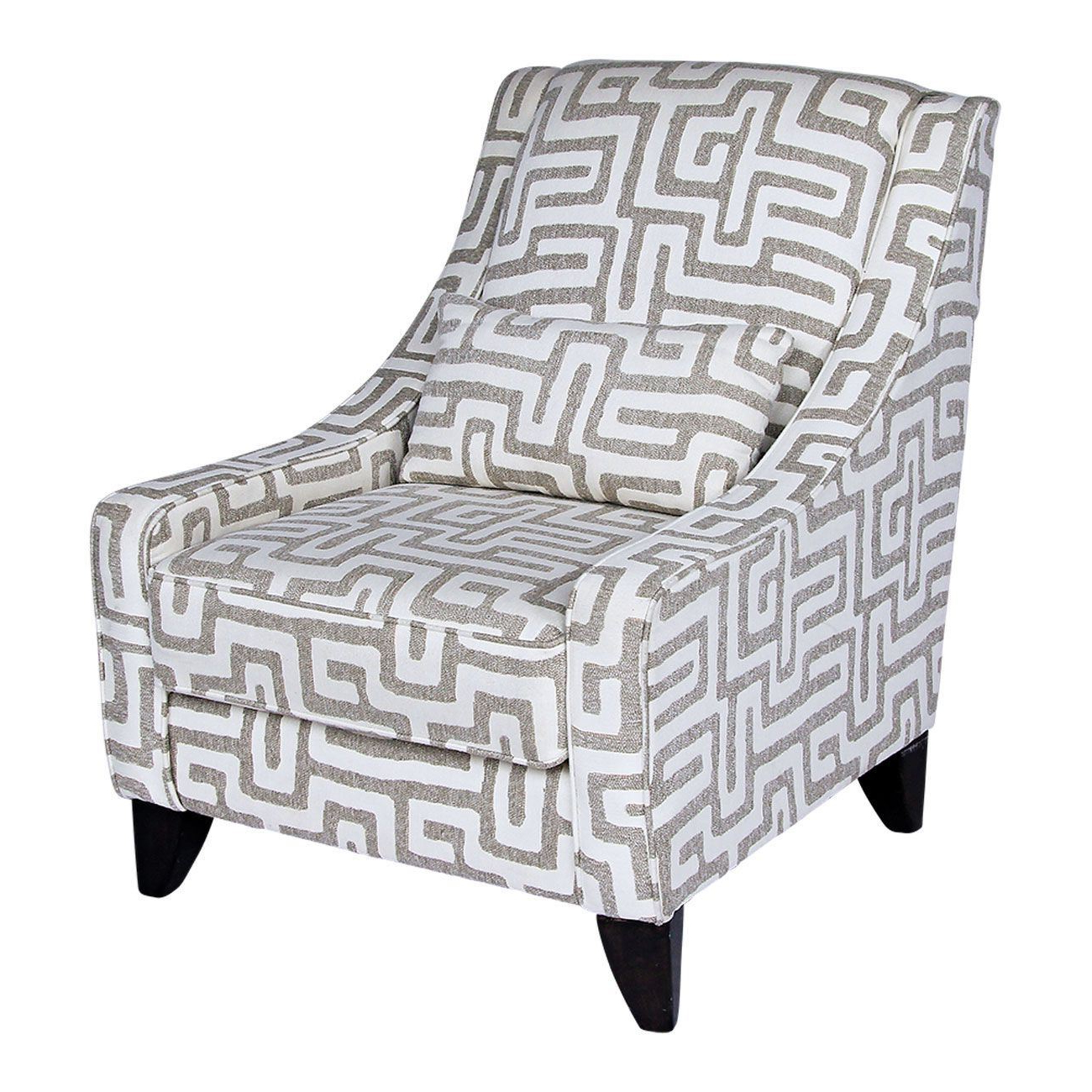 2019 Jaxon Totem Oatmeal Chair – Woodstock Furniture & Mattress Within Jaxon Grey Sideboards (View 8 of 20)